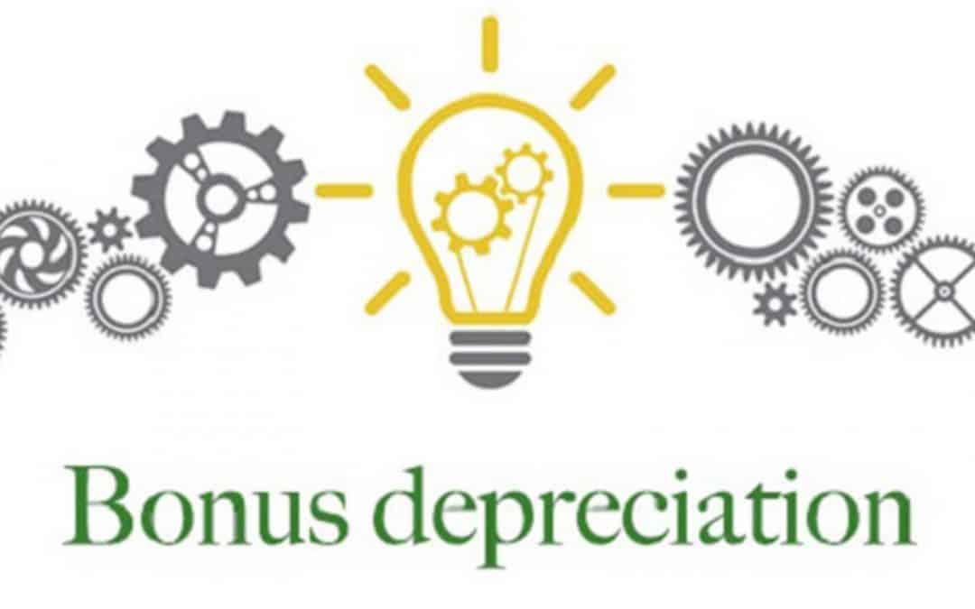 Understanding Bonus Depreciation
