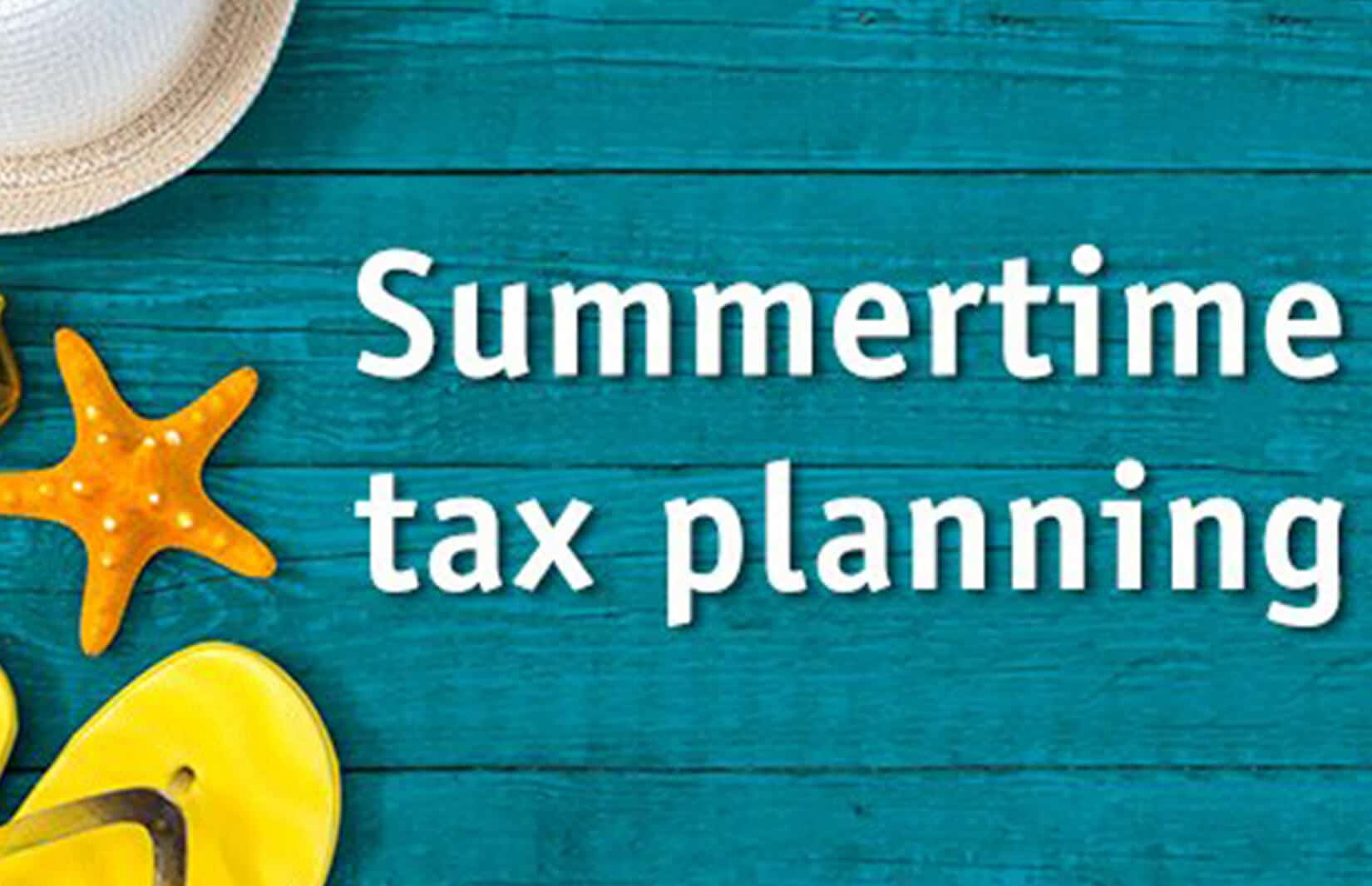In depth Guide to Tax Planning