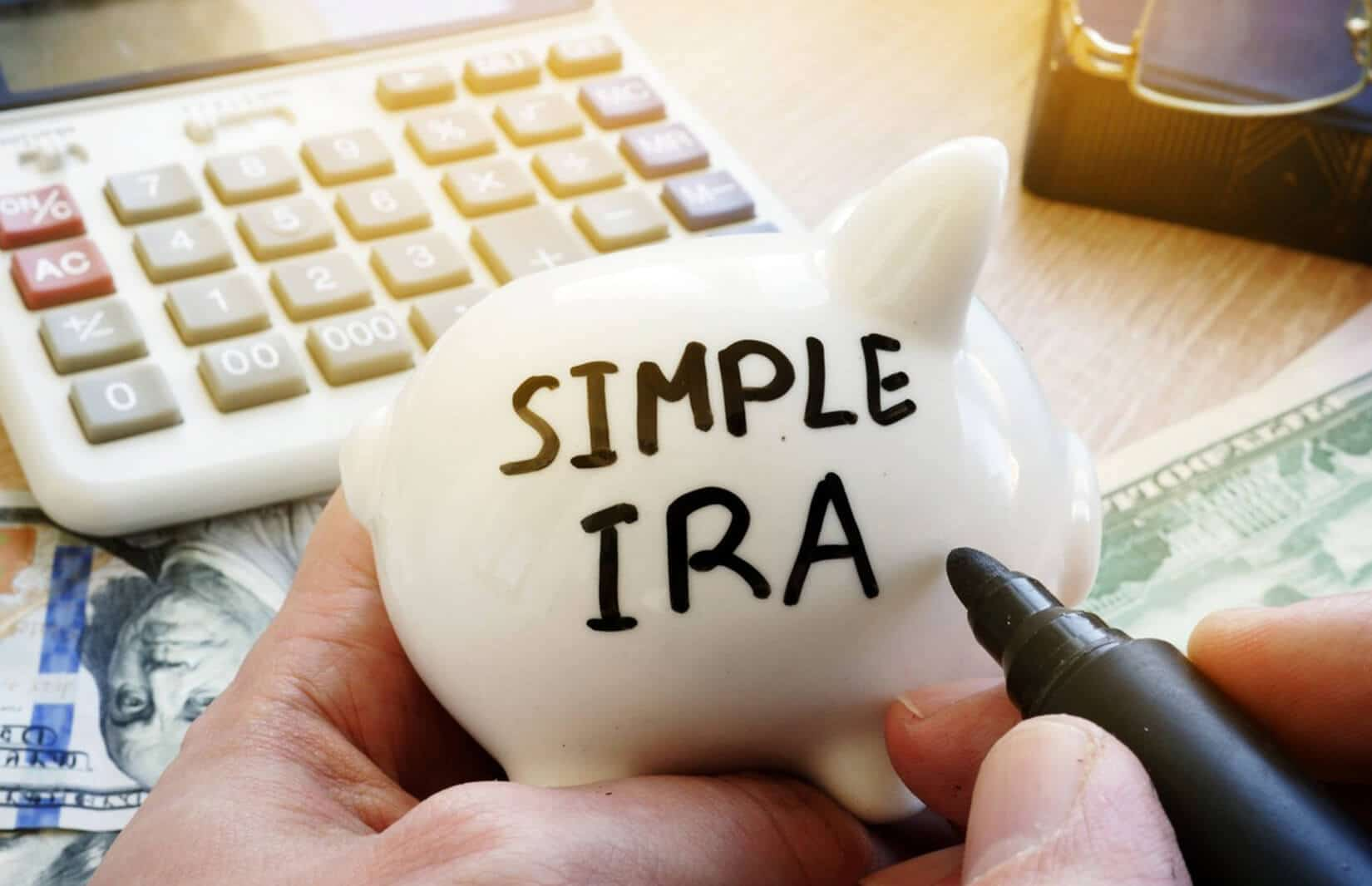 SIMPLE IRA Aid for small Business