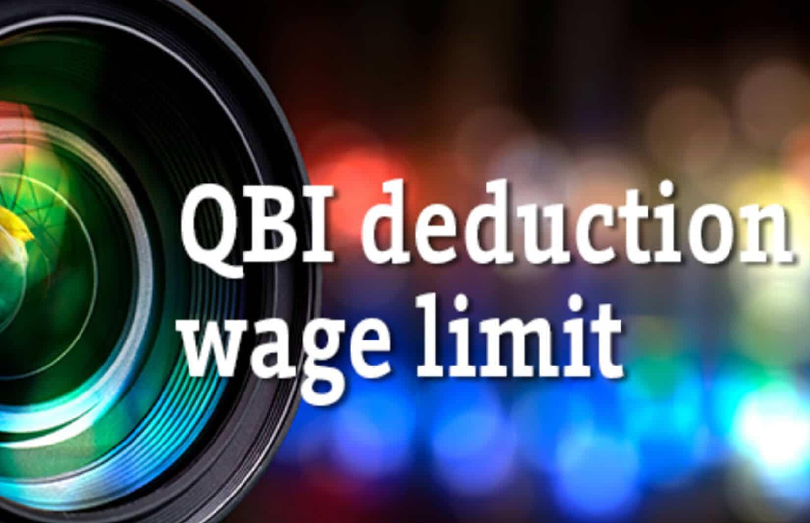 QBI Deductions Explained