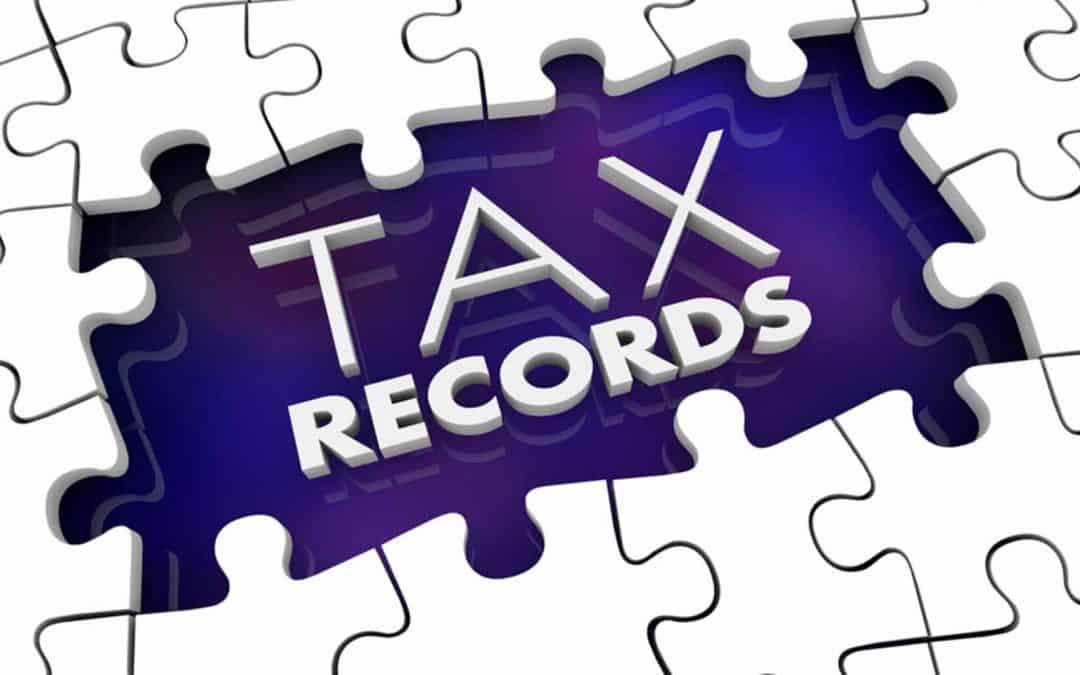 Throwing Away Tax Records