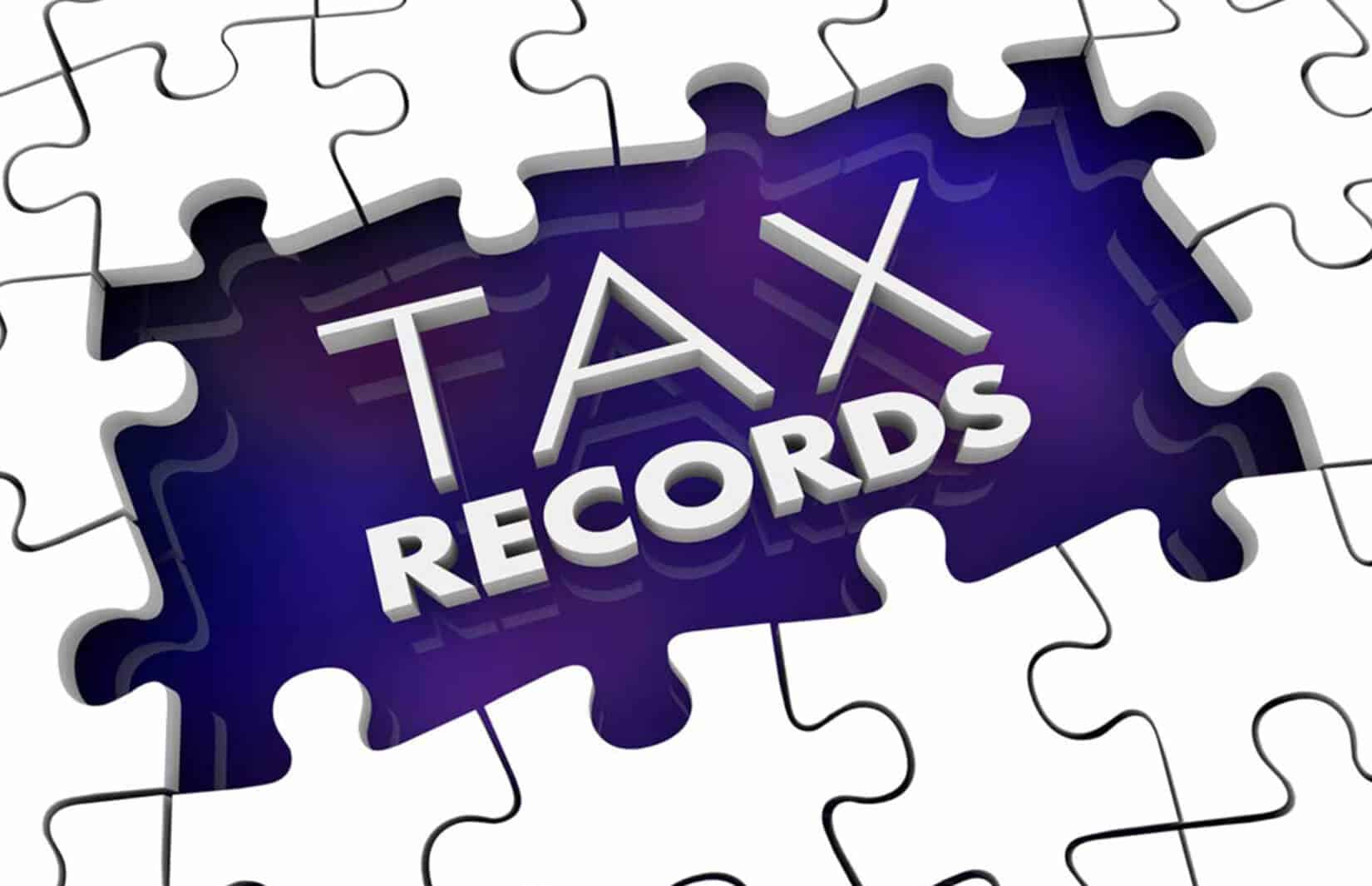 Discarding Tax Records
