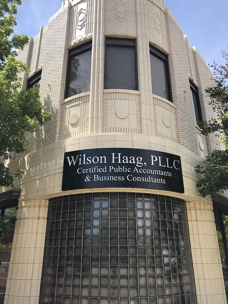 Amarillo Professional CPA Accounting Firm - WilsonHaag